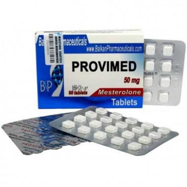Provimed Провимед Провирон 50 мг, 20 таблеток, Balkan Pharmaceuticals в Актобе
