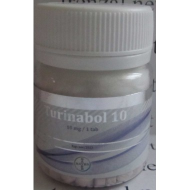Turinabol Туринабол 10 мг 100 таблеток, Bayer AG в Актобе