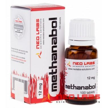 Methanabol Метанабол 12 мг, 100 таблеток, Neo Labs в Актобе