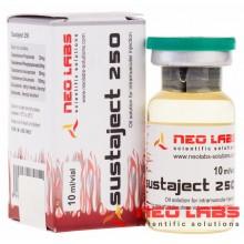 Sustaject Сустанон 250 мг/мл, 10 мл, Neo Labs