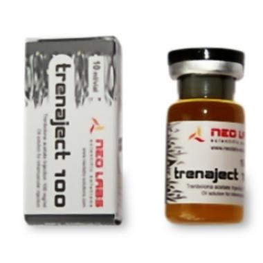 Trenaject 100 Trenbolone Acetate 100 мг/мл, 10 мл, Neo Labs в Актобе