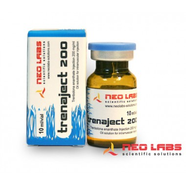 Trenaject 200 мг/мл, 10 мл, Neo Labs в Актобе