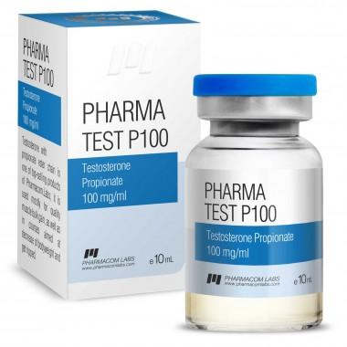 PHARMATEST P 100 мг/мл, 10 мл, Pharmacom LABS в Актобе
