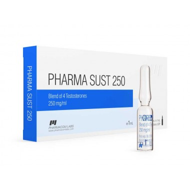 PHARMASUST 250 мг/мл, 10 ампул, Pharmacom LABS в Актобе