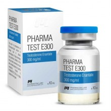 PHARMATEST E 300 мг/мл, 10 мл, Pharmacom LABS