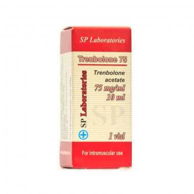 Thenbolone Acetate Тренболон Ацетат 75 мг/мл, 10 мл, SP Laboratories в Актобе