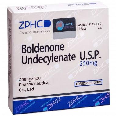 Boldenone Undecylenate Болденон Ундесиленат 250 мг/мл, 10 ампул, ZPHC в Актобе