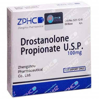 Drostanolone Propionate Дростанолон Пропионат 100 мг/мл, 10 ампул, ZPHC в Актобе