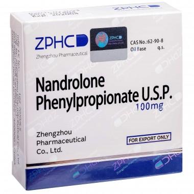 Nandrolone Phenylpropionate Нандролон Ф 100 мг/мл, 10 ампул, ZPHC в Актобе
